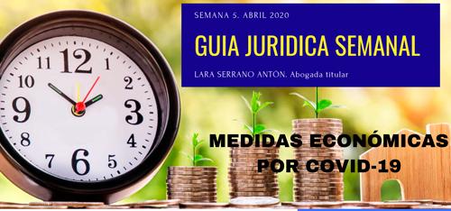 Medidas económicas por Covid-19