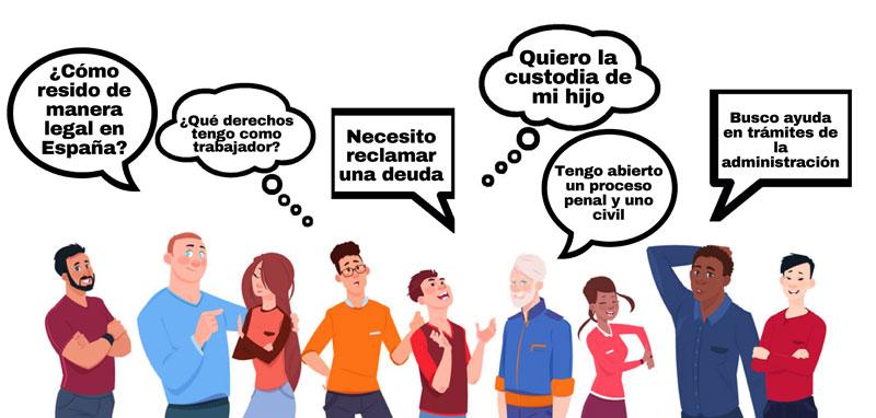 ASESORÍA LEGAL AJUSTADA A TUS NECESIDADES