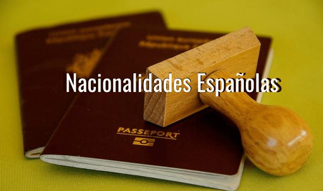 SE ACTIVA SEGUNDO PLAN DE CHOQUE PARA LA SOLICITUD DE NACIONALIDADES ESPAÑOLAS