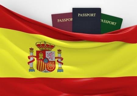 Trámite actual de nacionalidad española para hijos menores de 14 años
